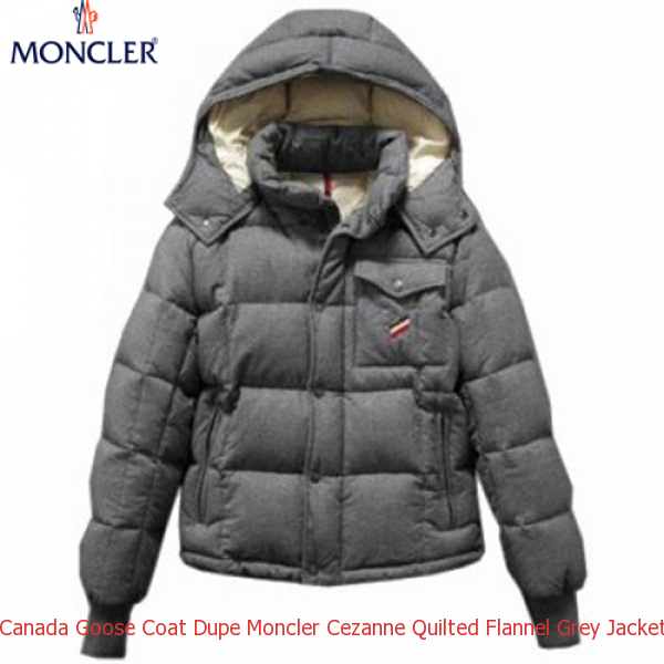canada goose coat dupe moncler cezanne quilted flannel grey jacket rh cheapcanadagoose net