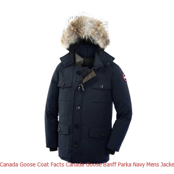 canada goose coat facts canada goose banff parka navy mens jackets rh cheapcanadagoose net
