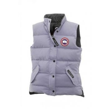 Canada Goose Jacket Video Canada Goose Freestyle Vest Arctic Frost For Women