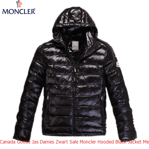 Dames Parka Zomerjas.Canada Goose Jas Dames Zwart Sale Moncler Hooded Black Jacket Men