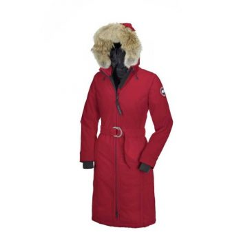 Canada Goose Macmillan Parka Black Label Women s Canada Goose Whistler Parka  Red 0607f1c737