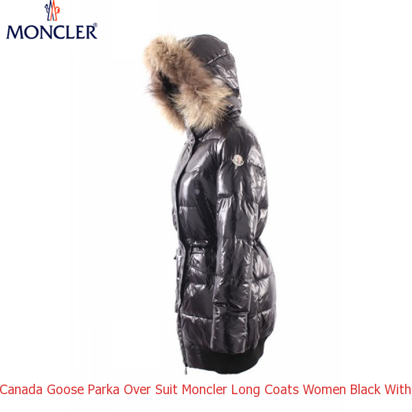canada goose parka with suit