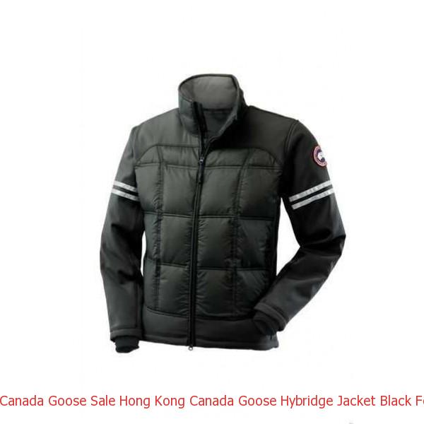 7e656118ff72e Canada Goose Sale Hong Kong Canada Goose Hybridge Jacket Black For ...