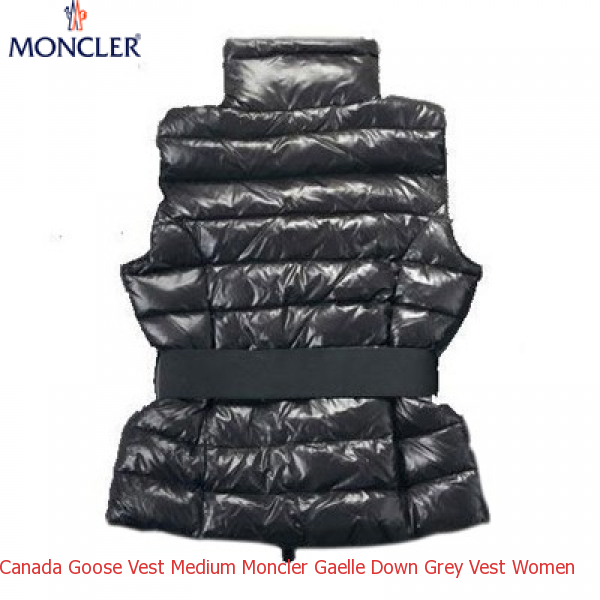 Canada Goose Vest Medium Moncler Gaelle Down Grey Vest Women – Shop canada goose montebello parka online store|Cheap canada goose on sale for outlet