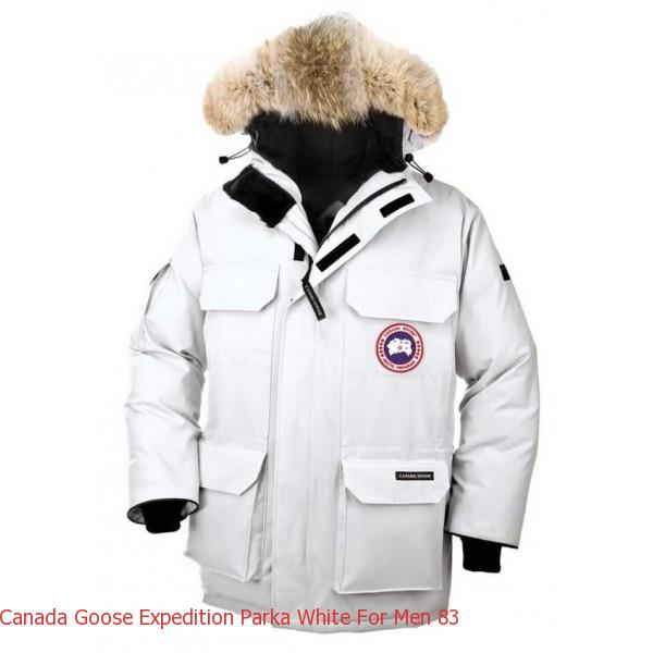 The Bay Canada Goose Sale Canada Goose Expedition Parka White For Men