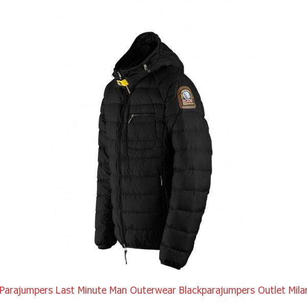 Canada Goose Banff Parka Parajumpers Last Minute Man Outerwear Black