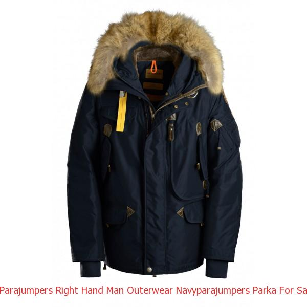 d5476829f8e0 Canada Goose Coat Grey Parajumpers RIGHT HAND Man Outerwear Navy ...