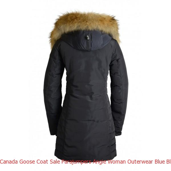 ... discount code for canada goose coat sale parajumpers angie woman outerwear blue black a2598 90935