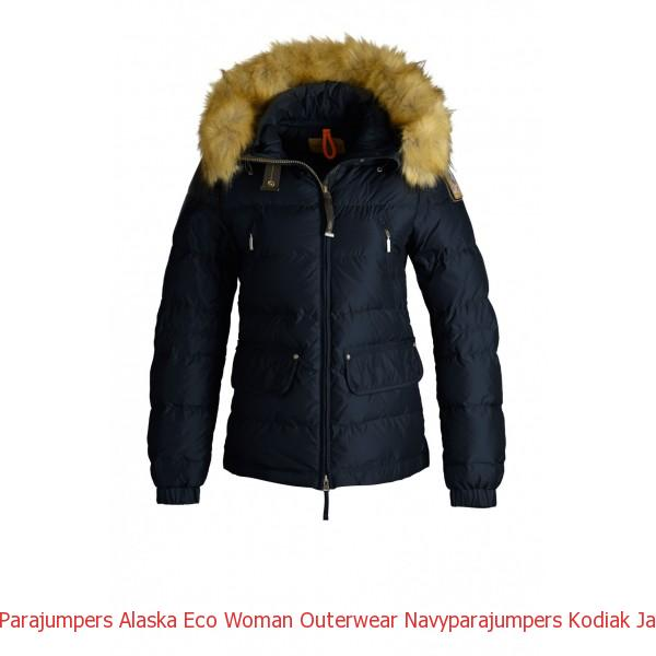 Canada Goose For Sale Parajumpers Alaska Eco Woman Outerwear Navy