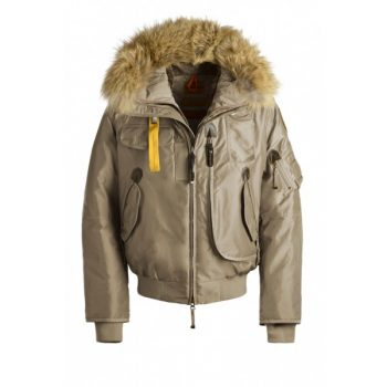 Canada Goose Jacket Sale Mens Parajumpers Gobi Man Outerwear Cappuccino