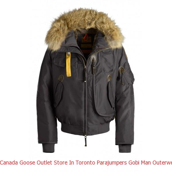 Canada Goose Outlet Store In Toronto Parajumpers Gobi Man Outerwear Brown 4814e7058