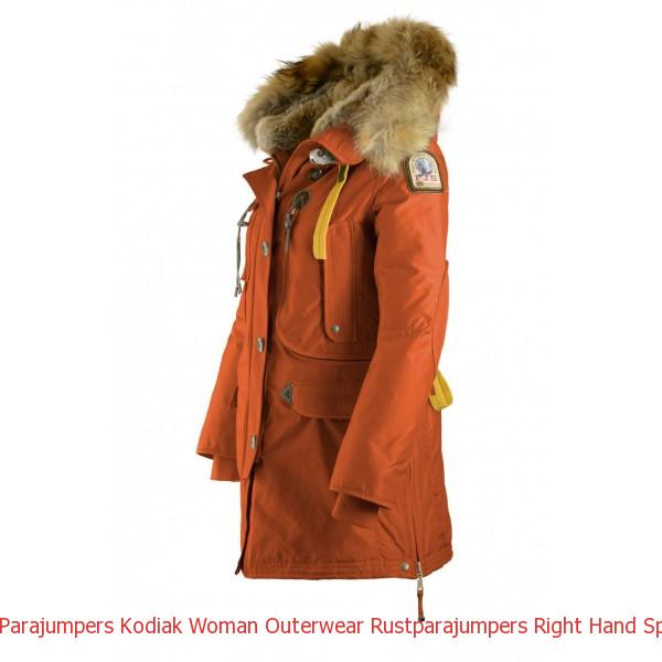 Canada Goose Quilted Jacket Mens Parajumpers Kodiak Woman Outerwear Rust