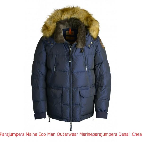 Canada Goose Shop London Parajumpers Maine Eco Man Outerwear Marine