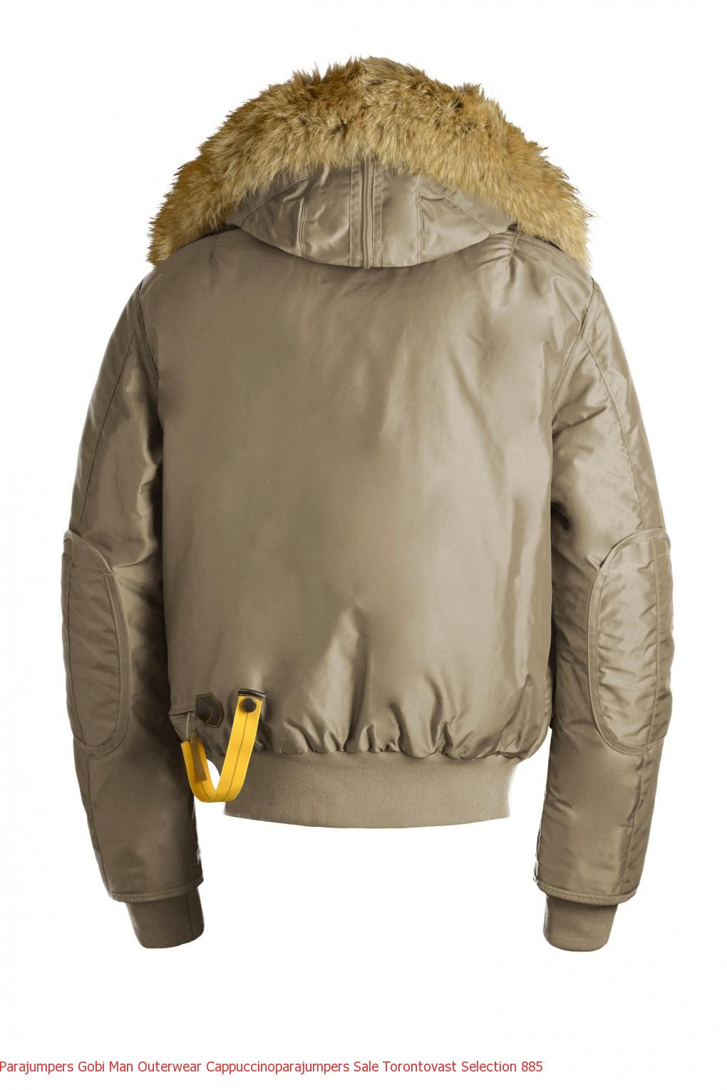 Parajumpers Gobi Man Outerwear Cappuccinoparajumpers Sale Torontovast Selection 888