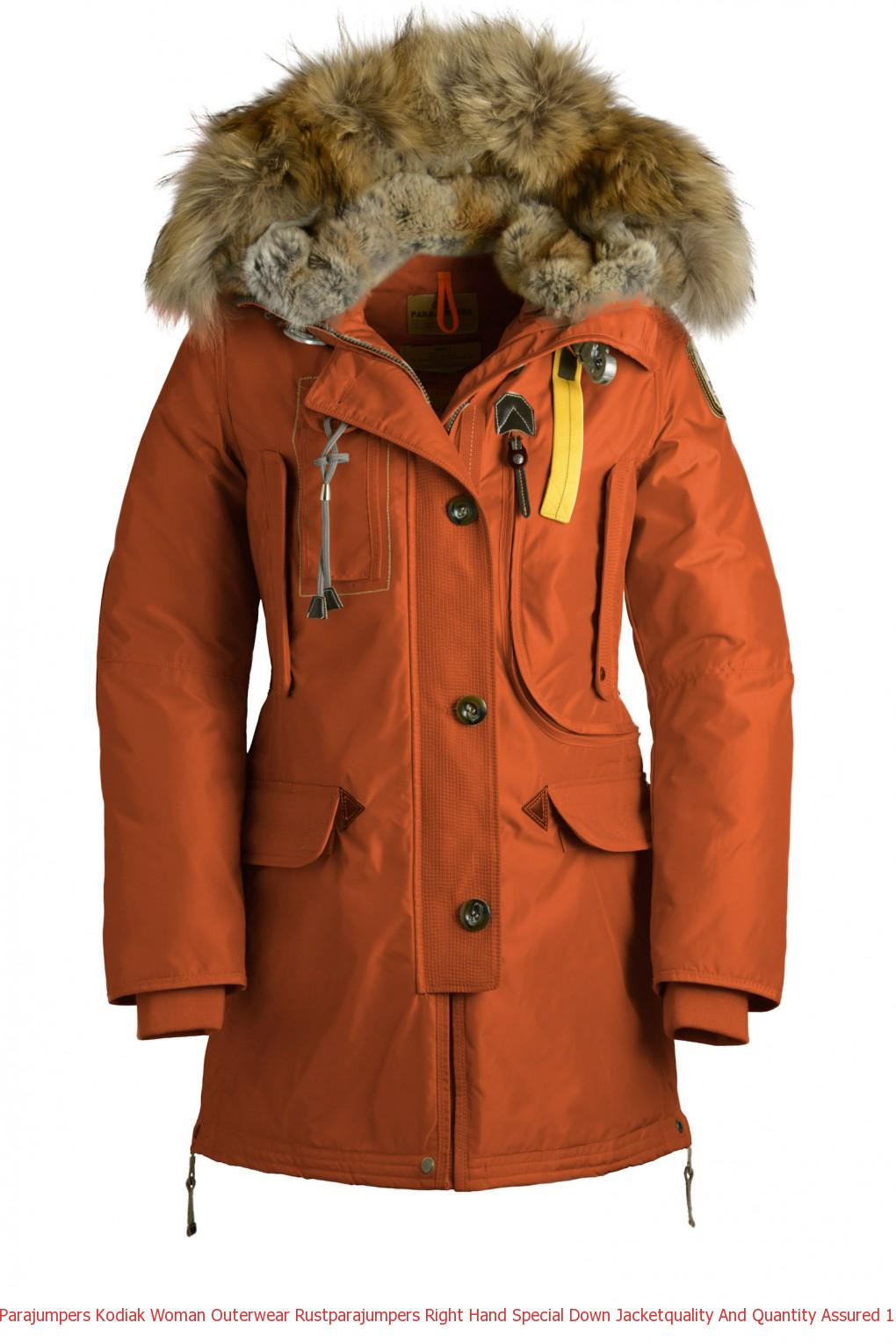 Parajumpers Kodiak Woman Outerwear Rustparajumpers Right Hand Special Down Jacketquality And Quantity Assured 1359